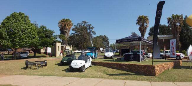 Middelburg Old Boys Golf day, Oct 2020